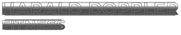 Harald Doppler Fitness Logo